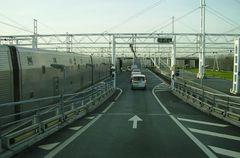 Eurotunnel Autozug