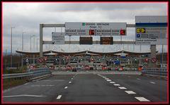 Eurotunnel Zufahrt