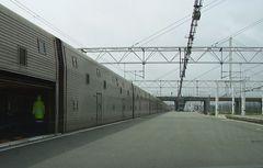 Eurotunnel Zug