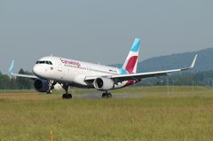 Eurowings Airbus A320 D-AIZR