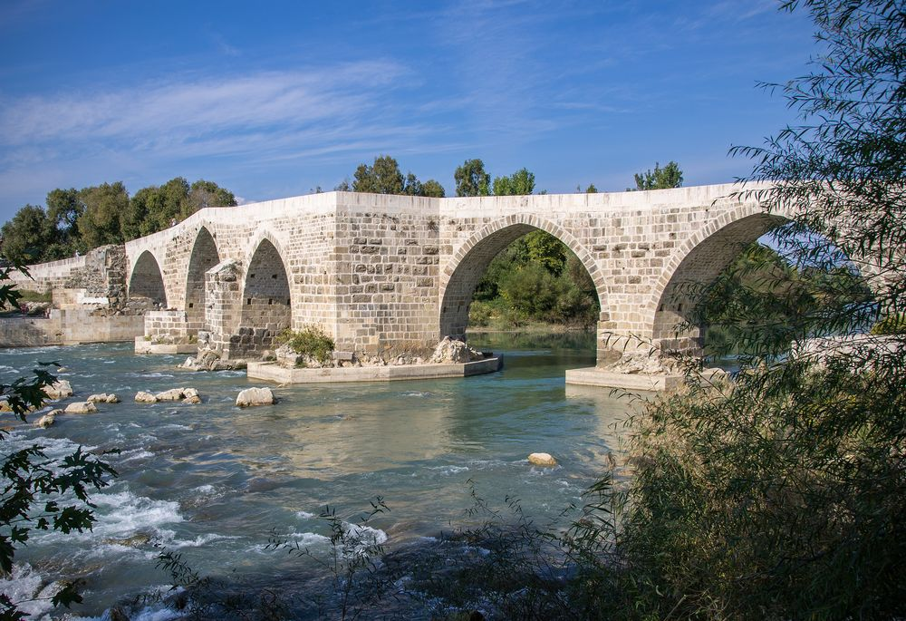 Eurymedon-Brücke
