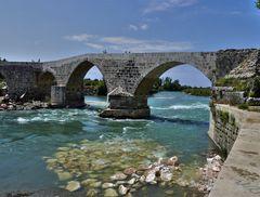 Eurymedon - Brücke