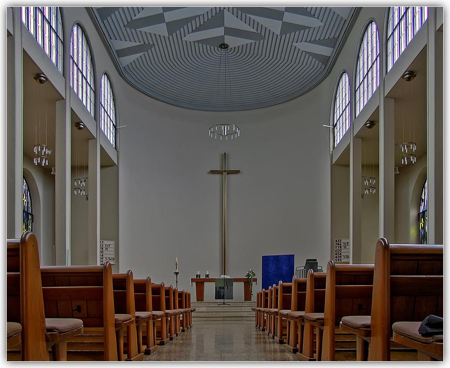 Ev. Kirche am Markt