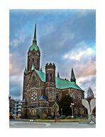 Ev. Kirche in Rheydt
