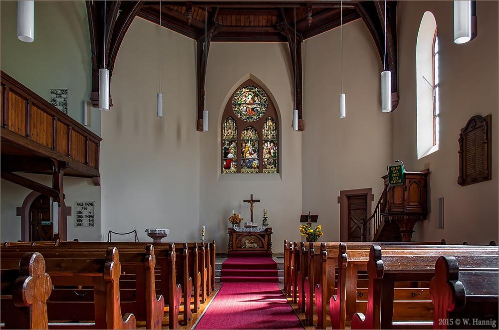 ev. Kirche Tennenbronn