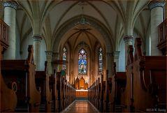 Ev. Kirche Witten Heven 1