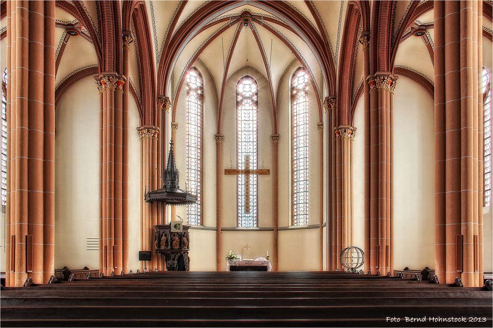 Ev. Kreuzkirche Viersen ....