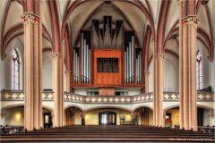 Ev. Kreuzkirche   zu Viersen  .....