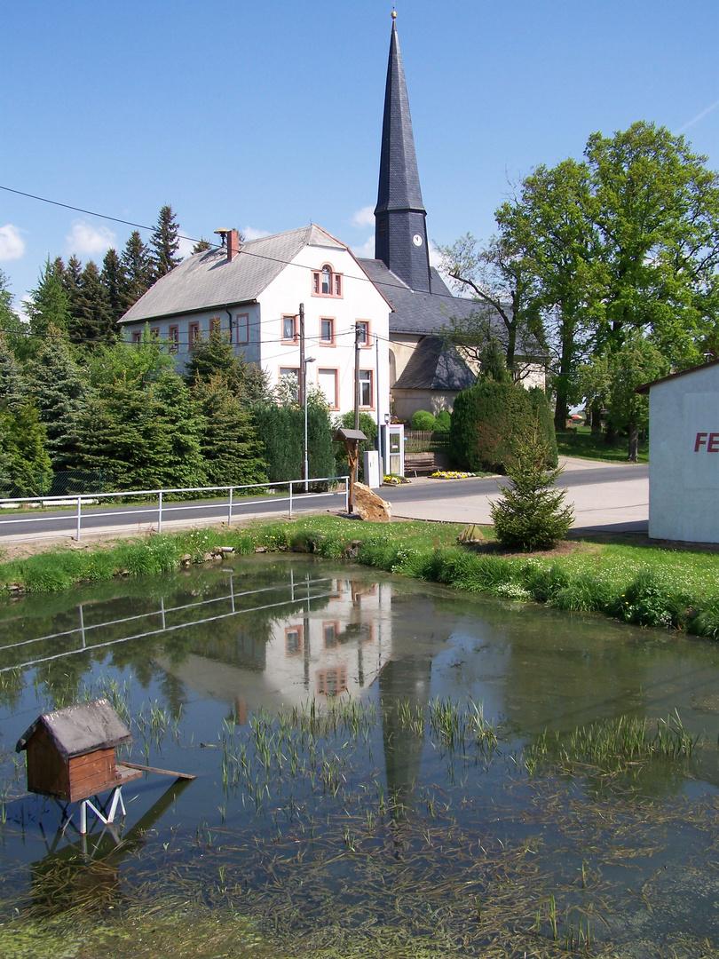 Ev.-Luth. Dorfkirche Tanneberg