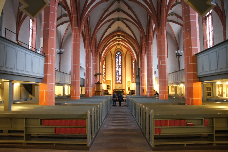 Ev. Stadtkirche Bad Hersfeld (Hessen)