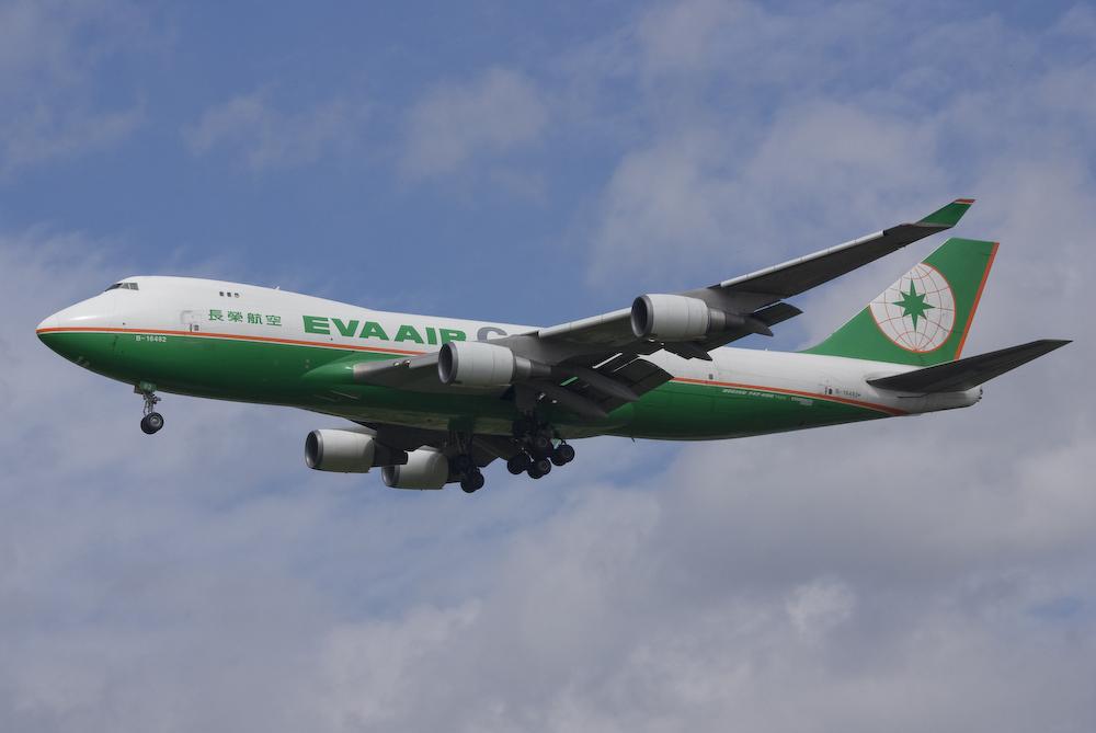 EVA Air Cargo - Boeing 747-45EF/SCD