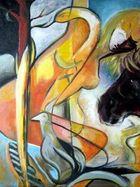 Eva - Öl auf Leinwand - 60 x 80 cm - von Alexander Retzdorff