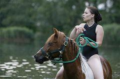 Eva und das Ponylein