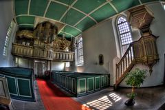 evangelisch-reformierte Kirche Greetsiel