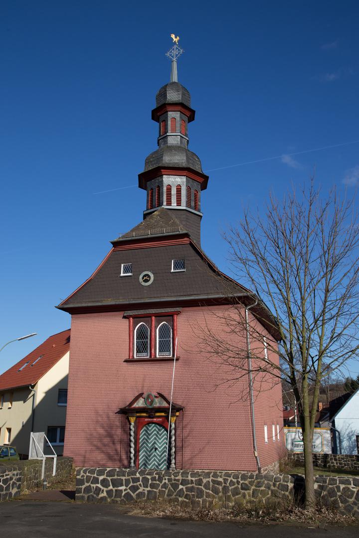 Evangelische Kirche Dirlammen im Vogelsberg