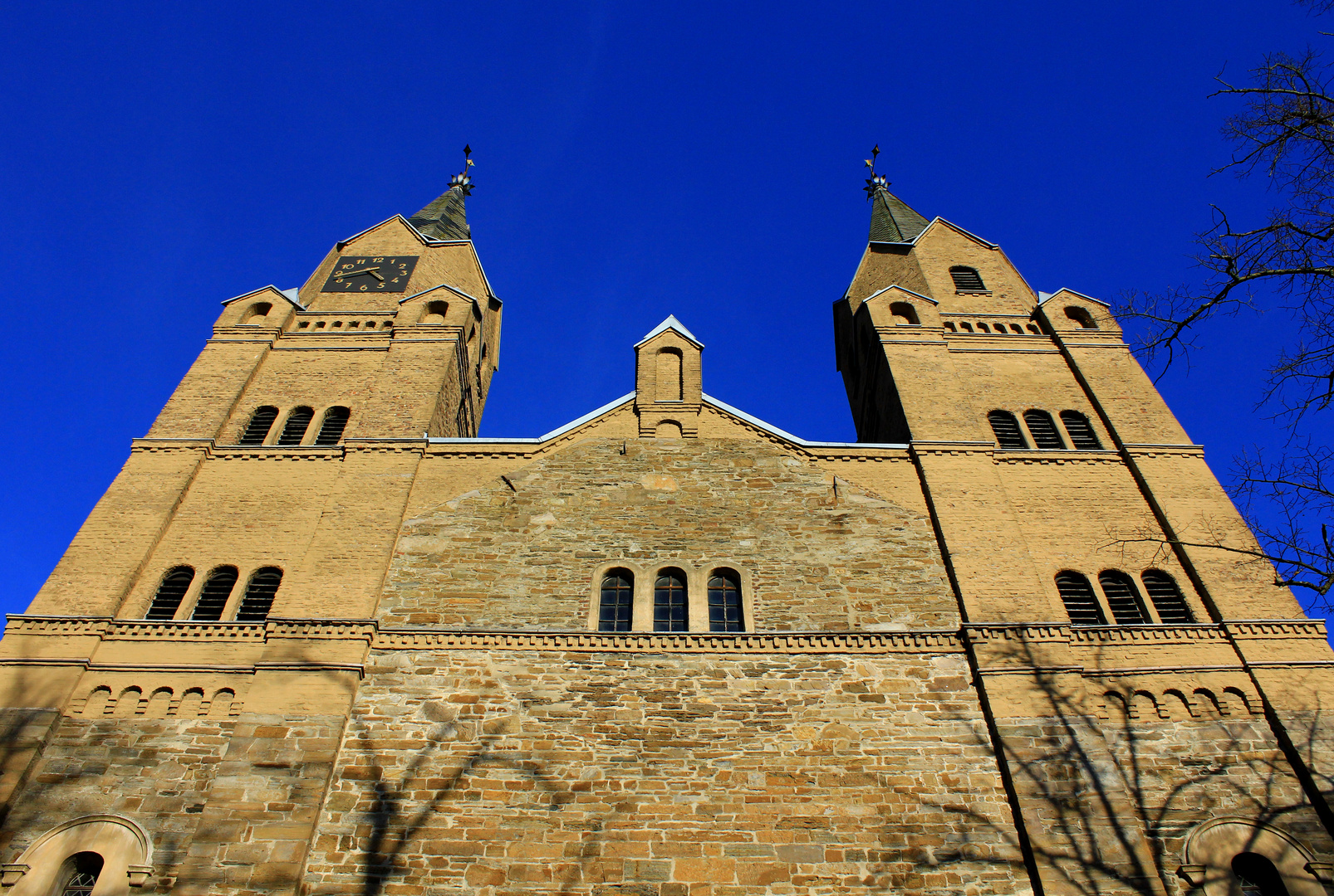 Evangelische Kirche in Hilchenbach (Siegerland)