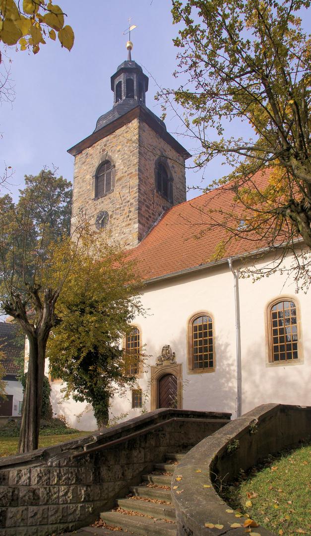 Evangelische Kirche in Ummendorf/ Börde