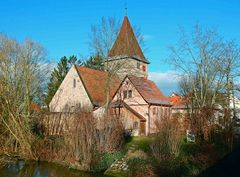 Evangelische Kirche Katzwang