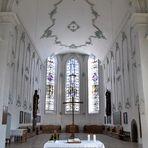 Evangelische Kirche St. Stephan, Lindau Blick in den Chor