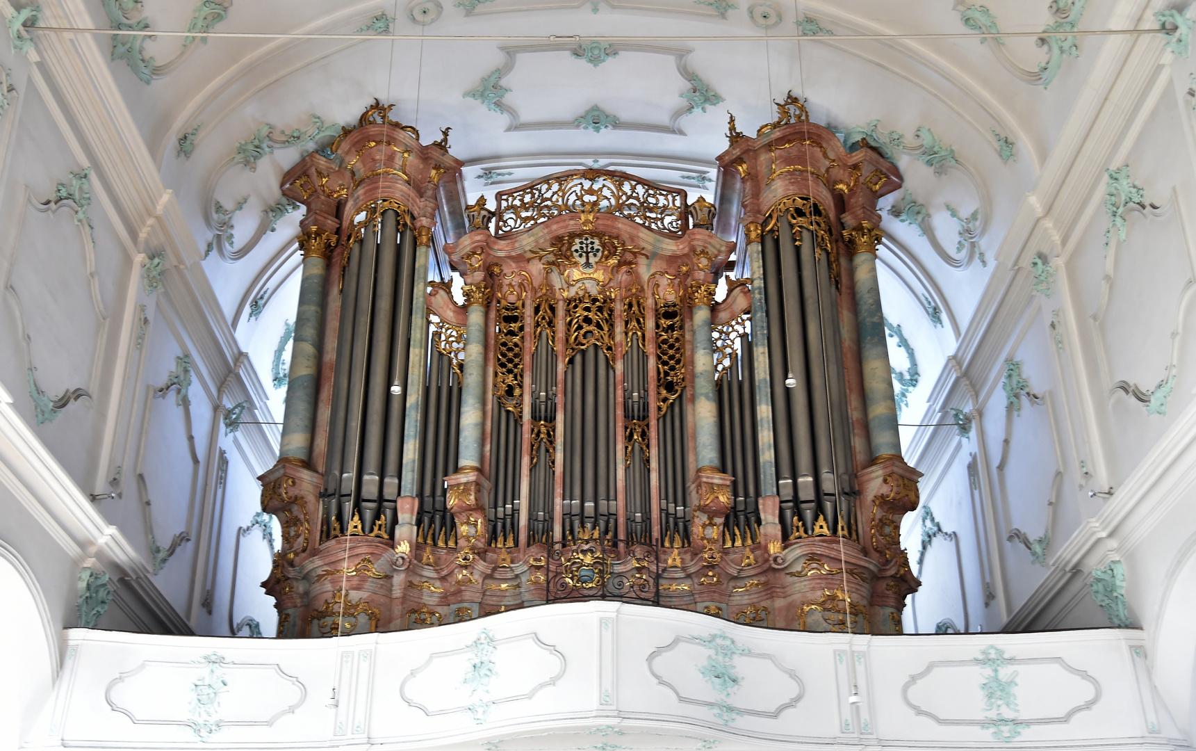 Evangelische Kirche St. Stephan, Lindau Orgel