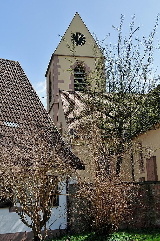 Evangelische Kirche v. Rötteln Nr.3