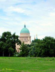 evangelische Nikolaikirche in Potsdam