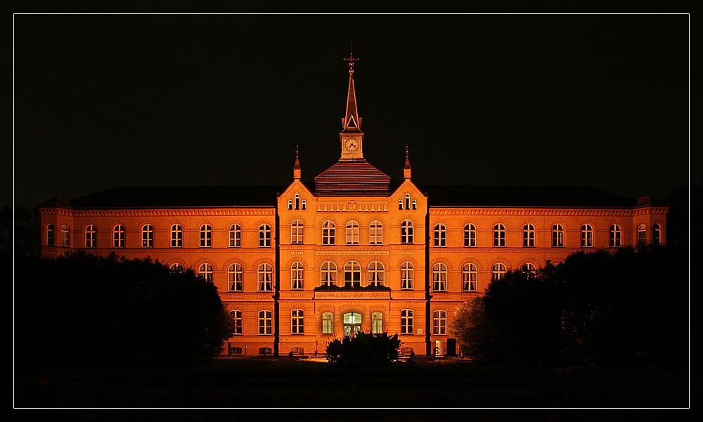 Evangelisches Krankenhaus Königin Elisabeth Herzberge Foto Bild