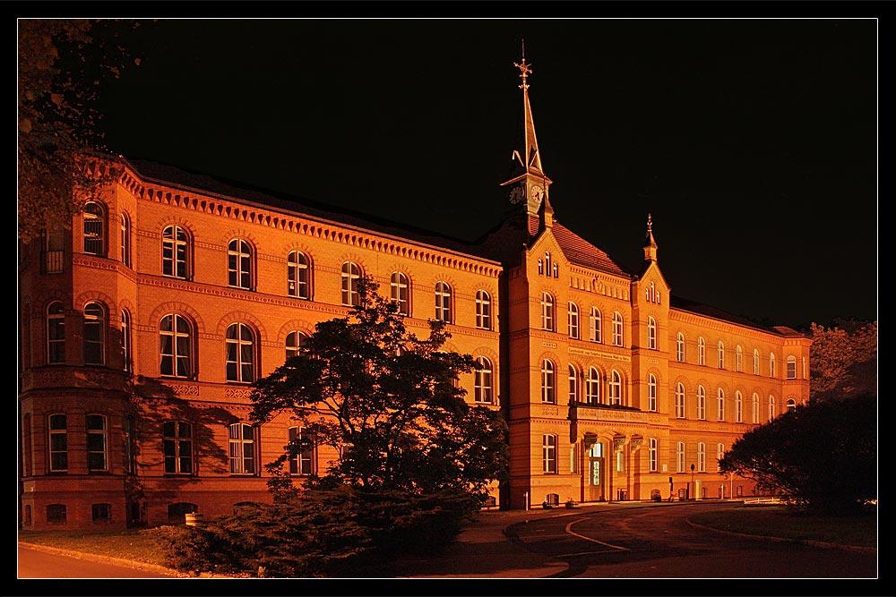 Evangelisches Krankenhaus Königin Elisabeth Herzberge 2 Foto Bild
