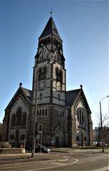 evangl. Kirche Sankt Petri