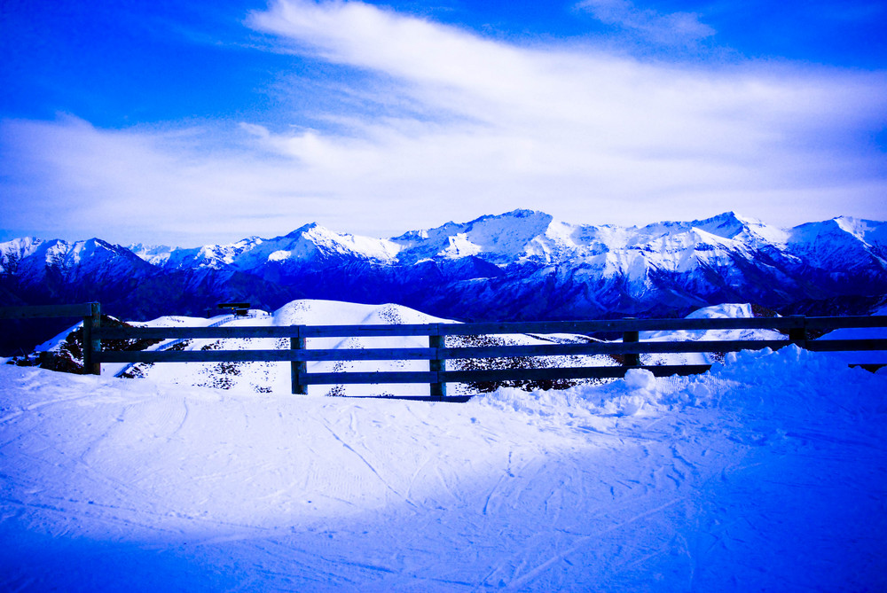 Even Heaven Has a Fence