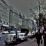 EVENING IN BELGRADE - A.D. 1969