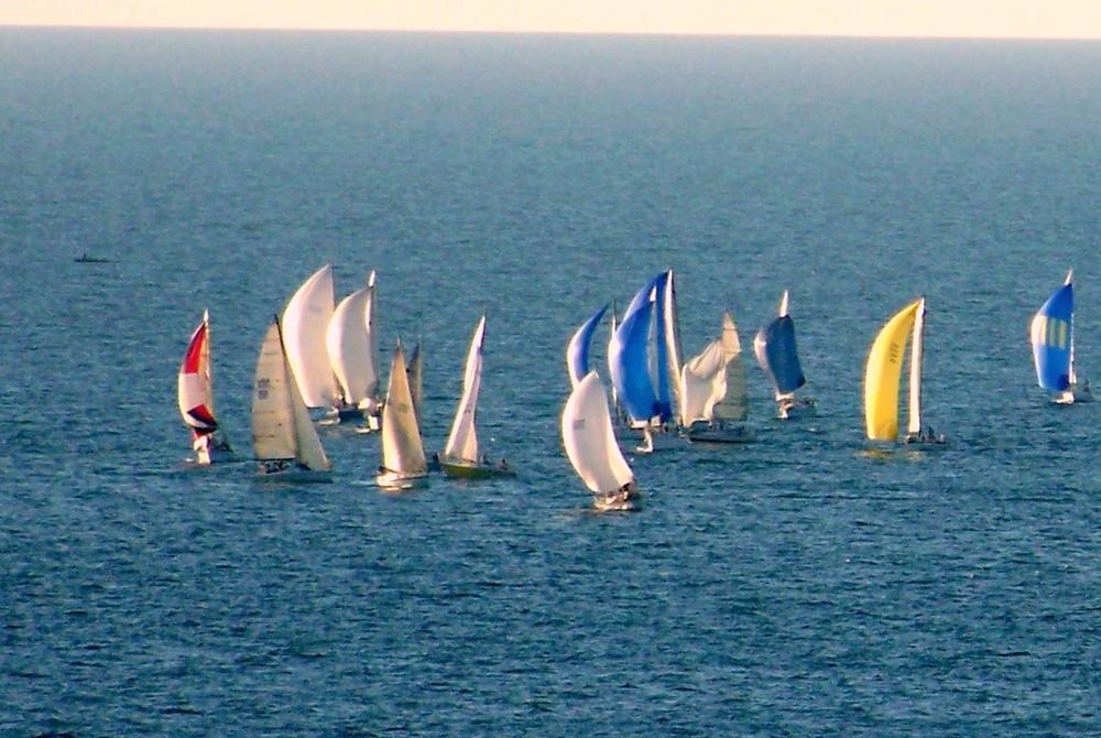 Evening Race