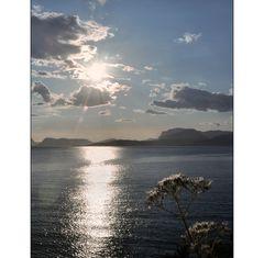 Evening Sun  Sognefjord