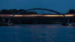Evening Train...