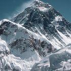 Everest - Sagarmatha - Chomolungma, 8848 m