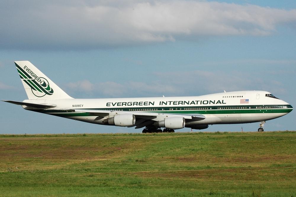 Evergreen 747 - 19.8.11 - Auf dem Hahn
