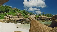 Evergreen Anse Cocos
