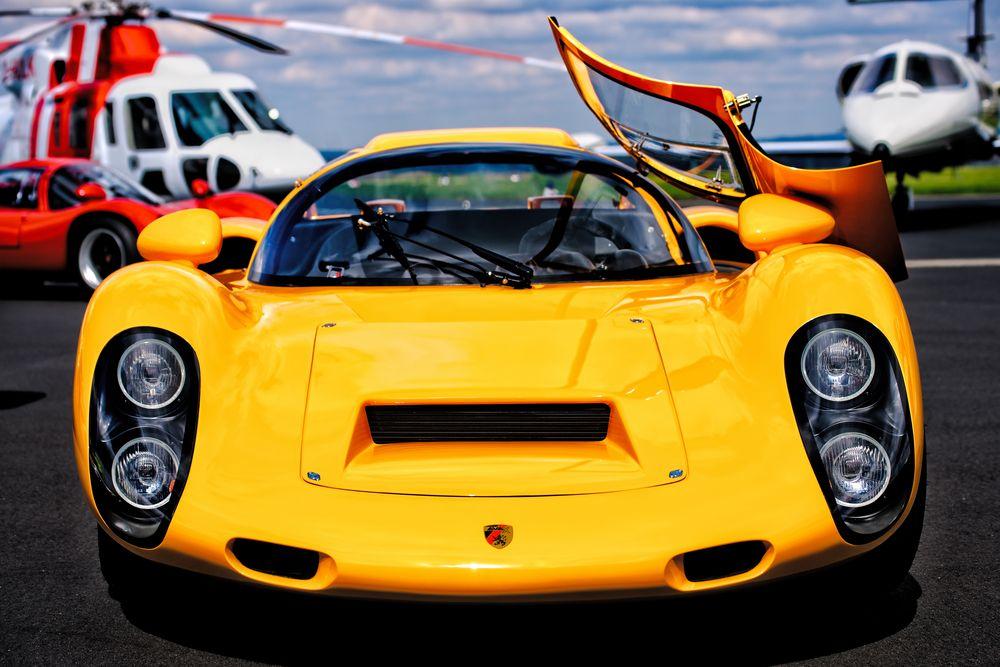 Evex Porsche 910 E-Motor