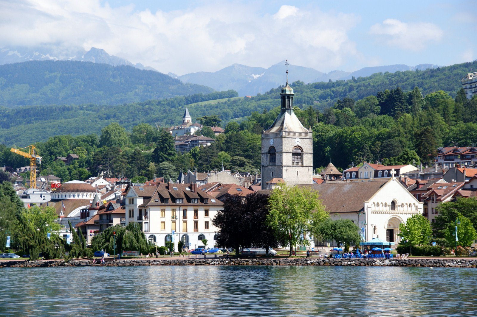 EVIAN LES BAINS (Hautes-Savoie) - FRANCE -