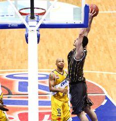 EWE Baskets - Braunschweig Phantoms *Sicht vom 9-Euro-Platz*