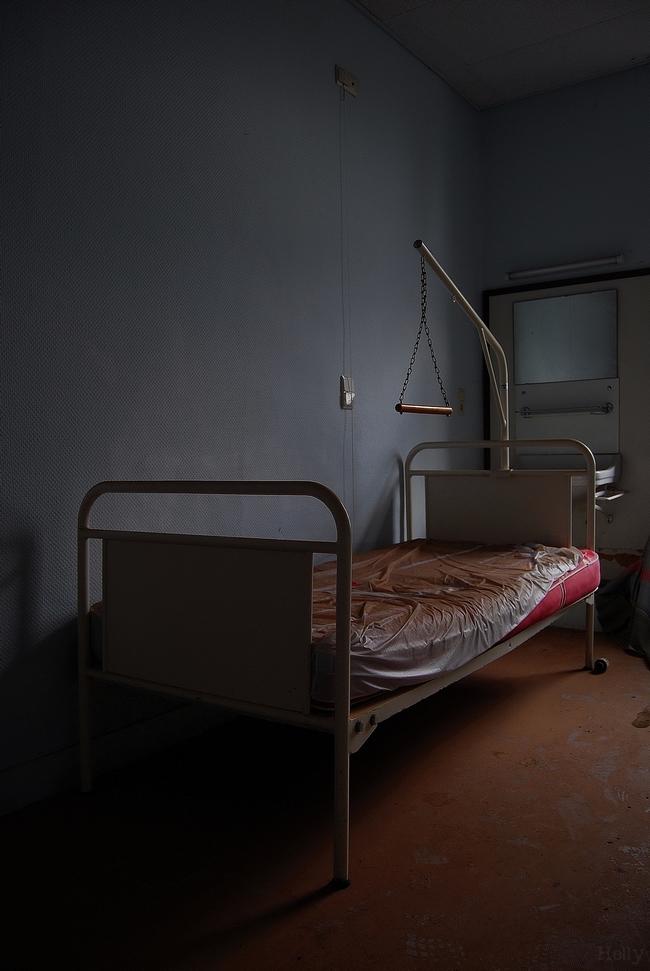 Ewige Ruhe - Das letzte Bett