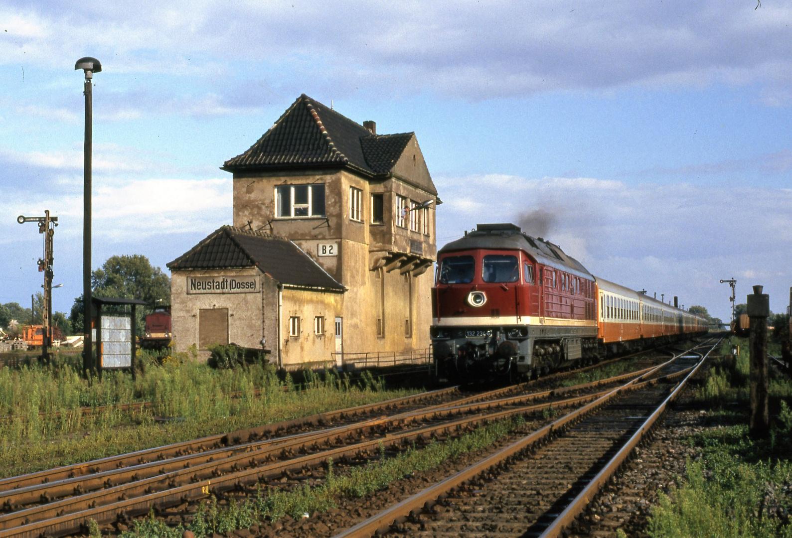 EX 136 in  Neustadt/Dosse