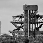 Ex- Expo Pavilion Skelett