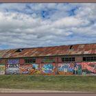 Ex galpon ferroviario-