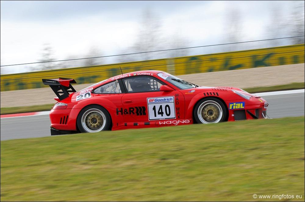 Ex-Land Porsche 2007