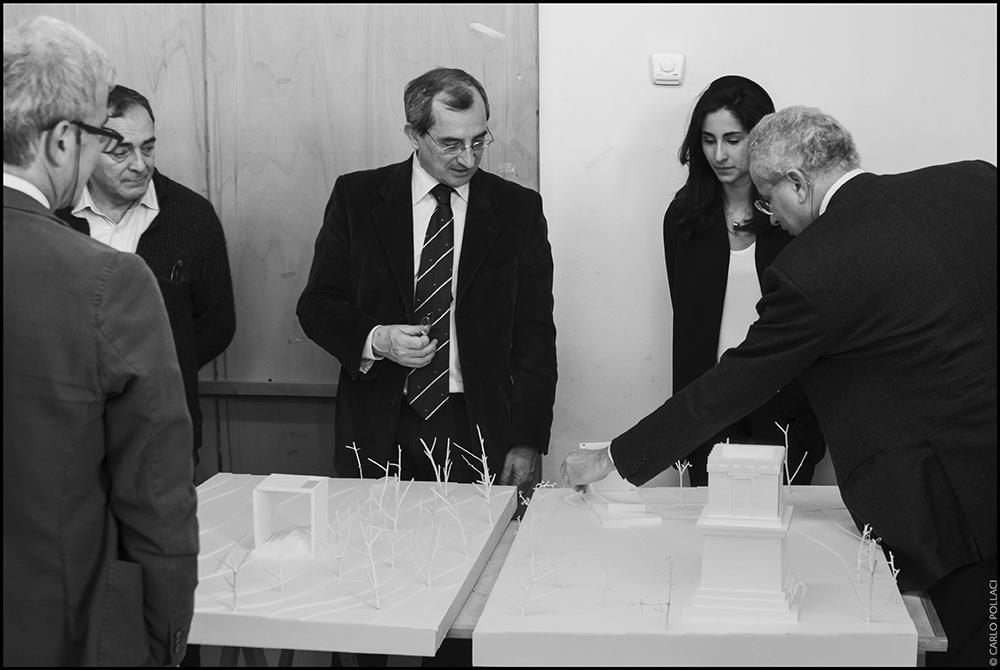 Examinations at the Faculty of Architecture IV