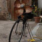 Exclusivité......Le vélo à hélice......