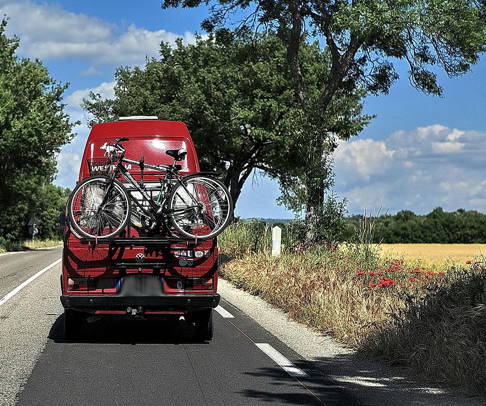 Exercice photographique n° 26 : le vélo