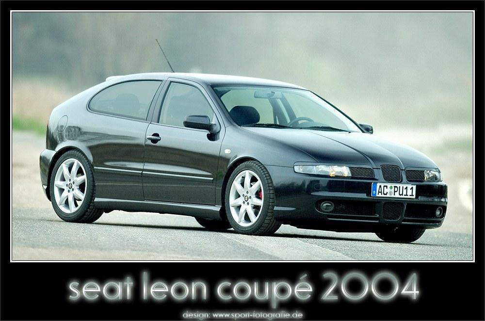 Exklusiv: Seat Leon Coupé '04
