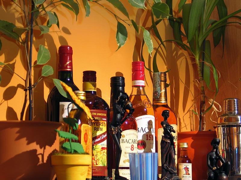 exotische Bar